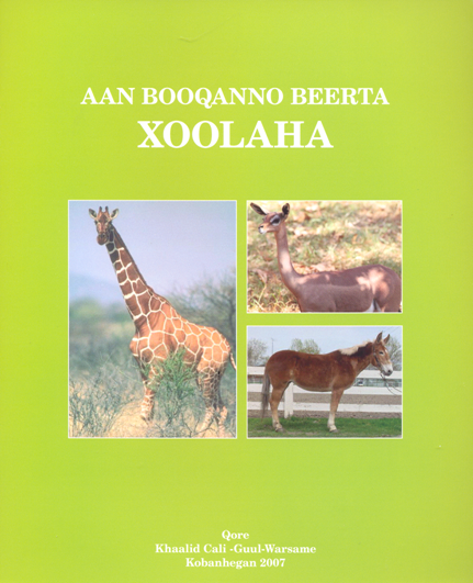 Aan Booqanno Beerta Xoolaha (Let's Visit the Gardens of the An